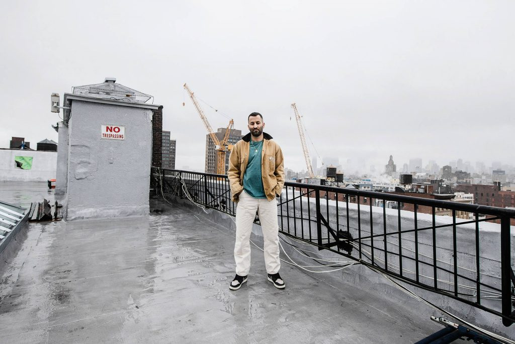 The Air Vegan - Daniel Navetta - NYC - Ethical Sneaker Culture - Photo_ Colin Ridgway for Antagonist