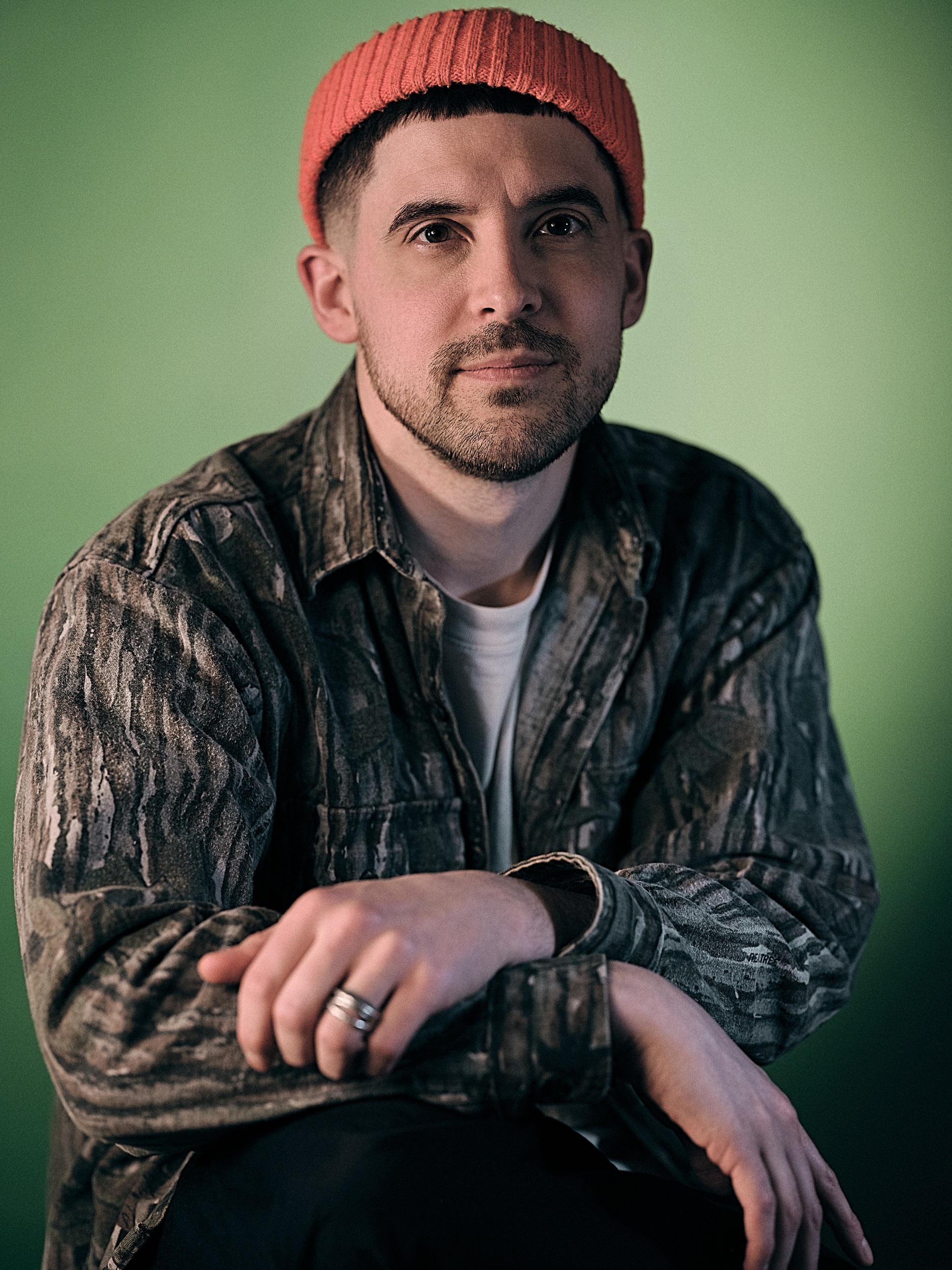 Eric Mirbach - Meet the Antagonist Editorial Team - 2021