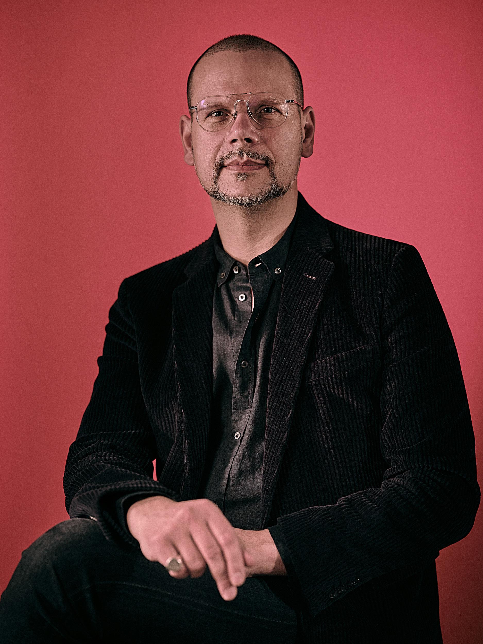 Frank Riedel - Meet the Antagonist Editorial Team - 2021