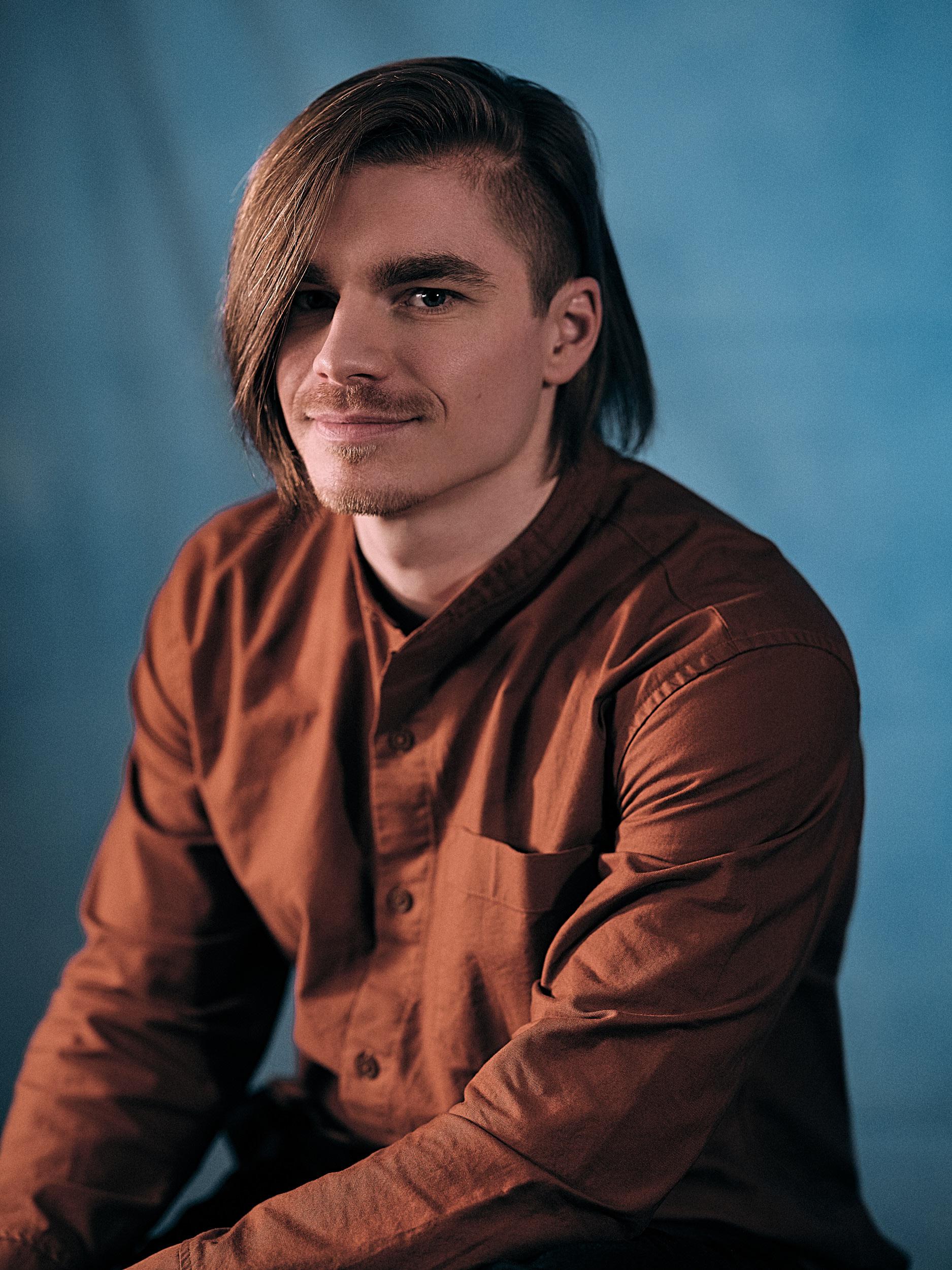 Tim-Daniel Schulz - Meet the Antagonist Editorial Team - 2021