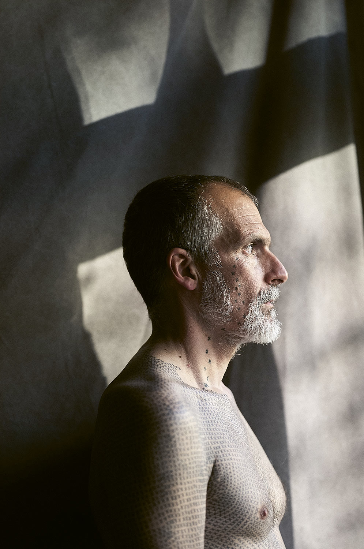 Artivist Alfredo Meschi – Interview – Activism meets Art - Antagonist