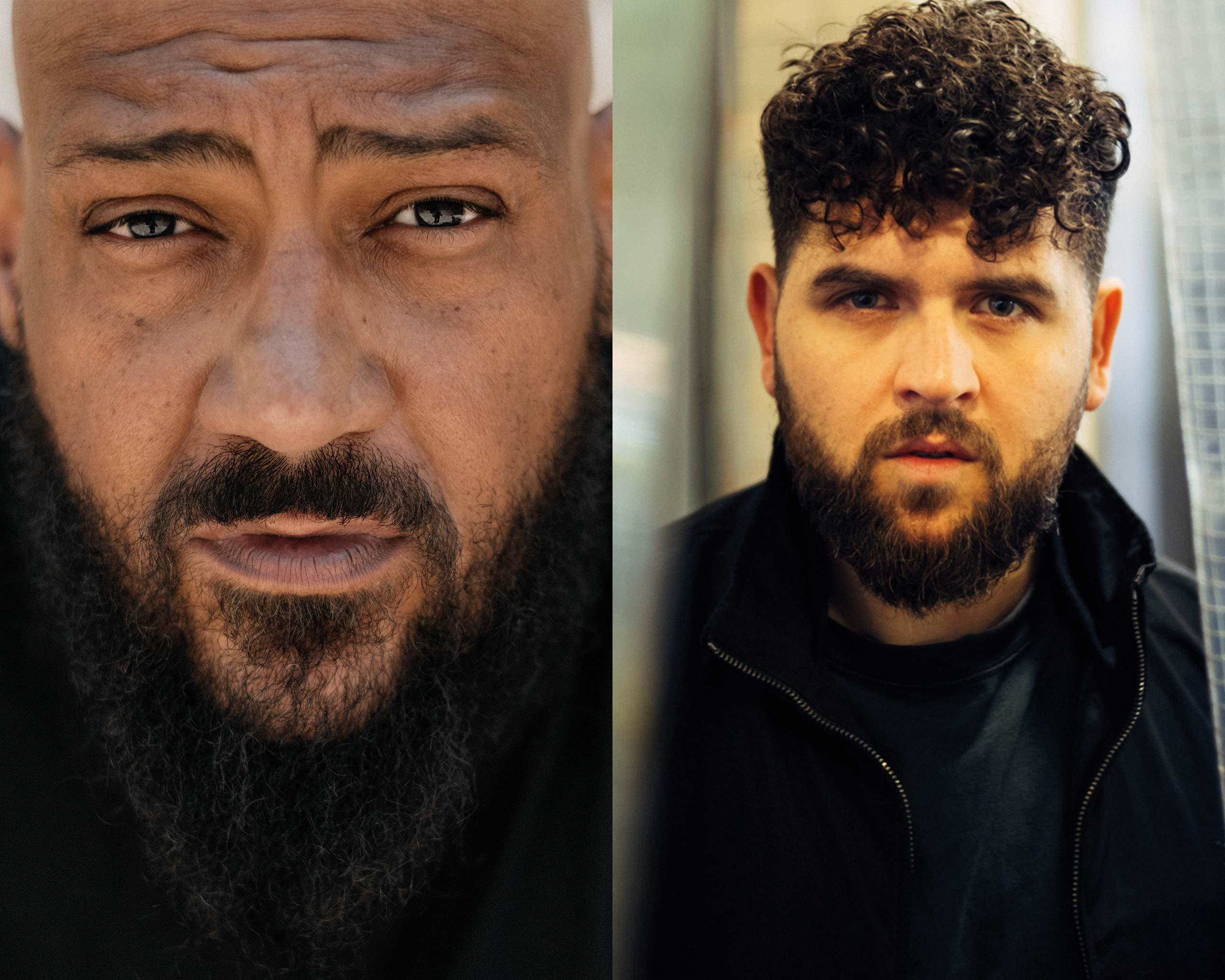 Moses Pelham & Vega – the two vegan German rappers from Frankfurt am Main – Antagonist