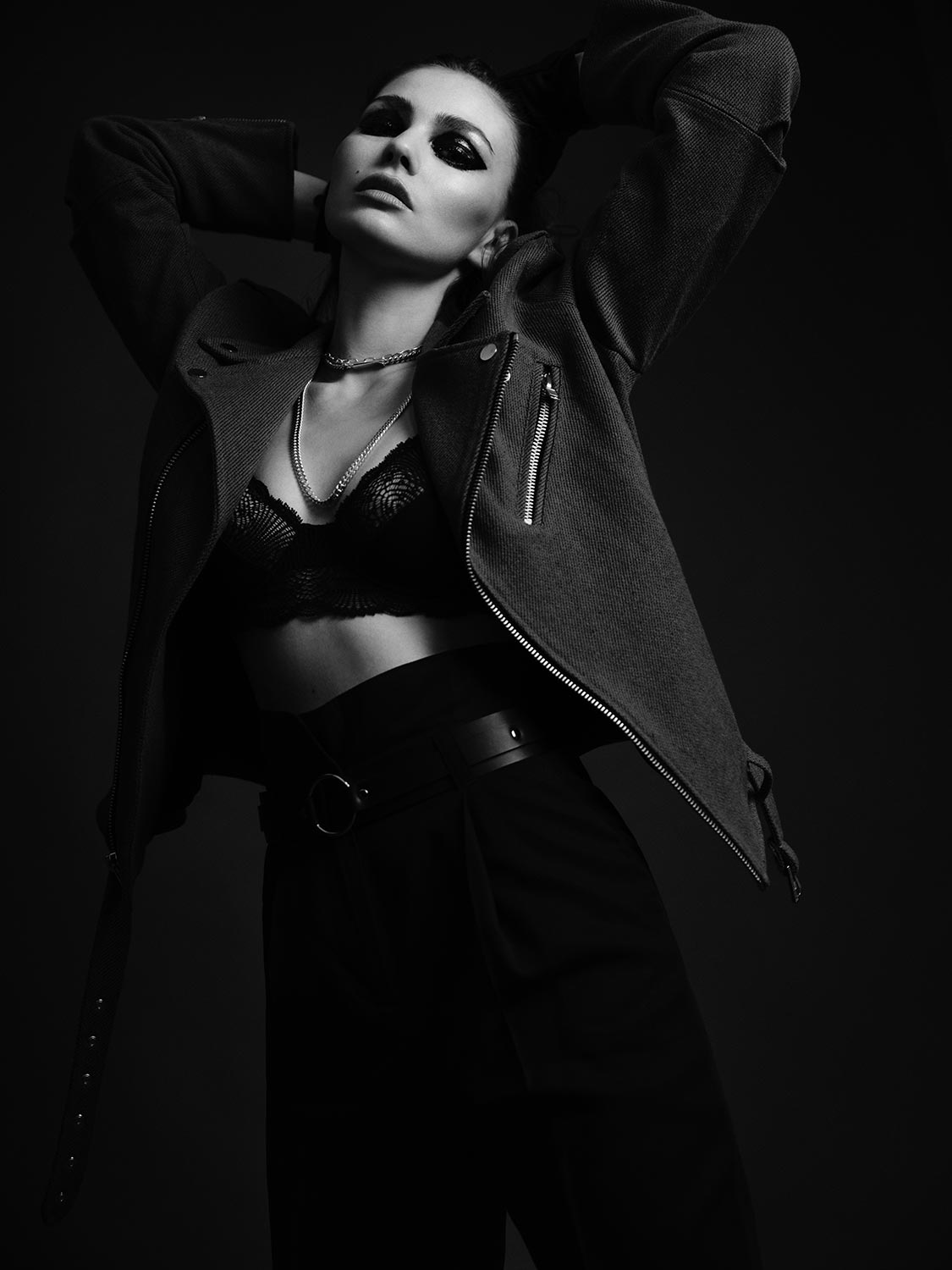 Skinner Sinner – Vegan Leather Fashion Editorial by Brix and Maas for Antagonist