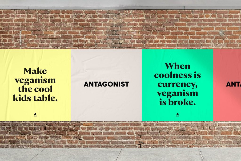 The Making of the Antagonist Brand