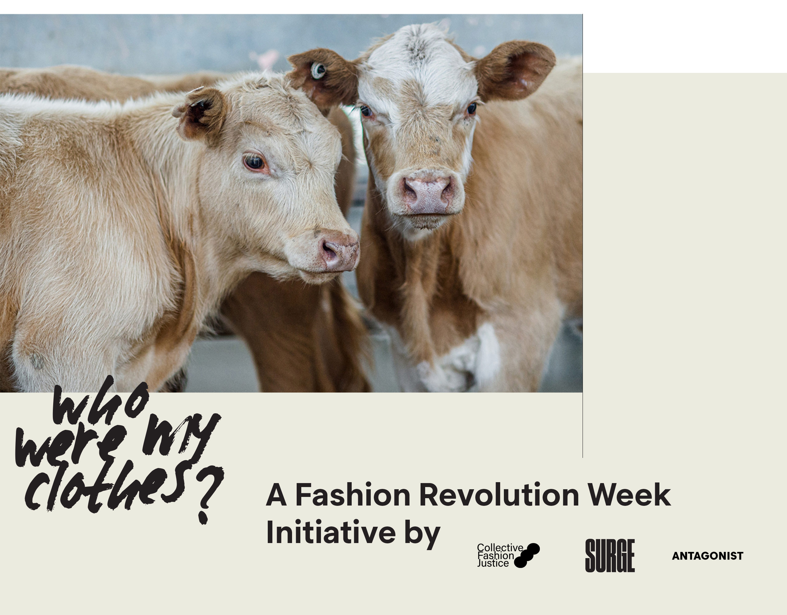 Fashion Revolution Week – Why it's an amazing, but incomplete concept – Antagonist