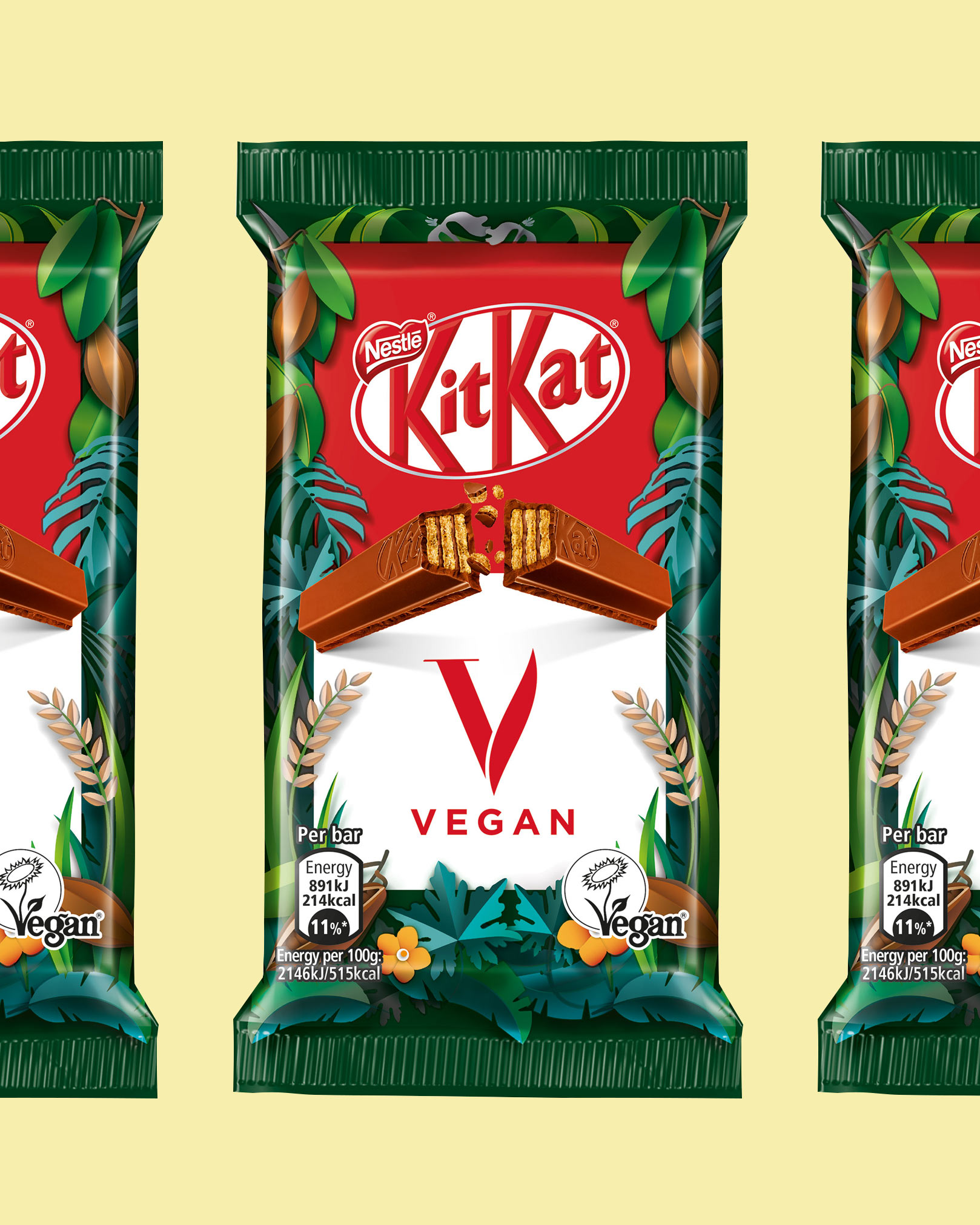 The vegan KitKat bar – Why it's annoying that big food coporates are jumping on the vegan train – Antagonist