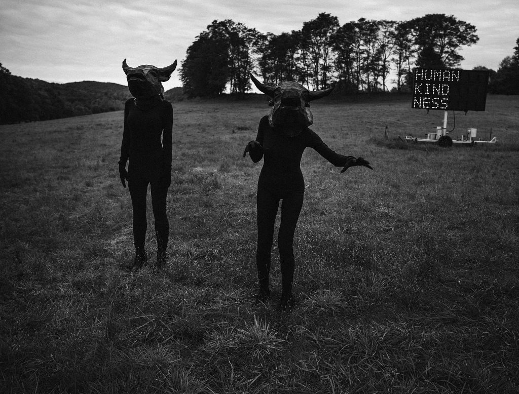 Free the Beasts - Animal Rights Activism through Performance Art - Antagonist - Radical Kindness Media