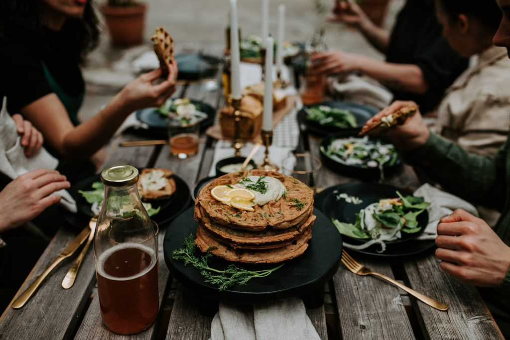 The Vegan Jungle Gathering - Event Planning and Decoration - Amsterdam - Stance Photography for Antagonist