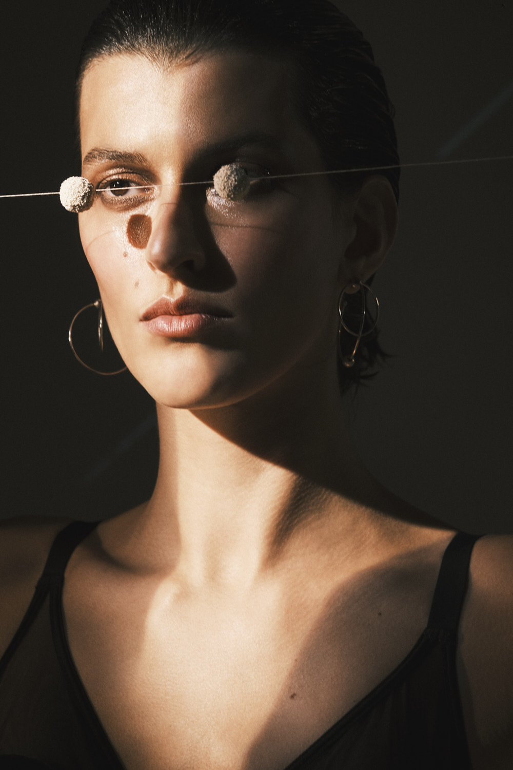 Fashion Editorial: Eye of Another World – ethical vegan fashion editorial by Brix & Maas for Antagonist