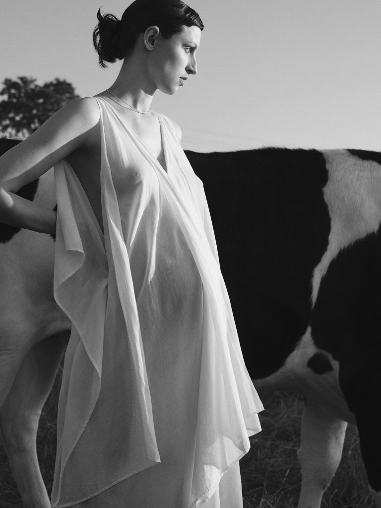 Fashion Editorial: Mothers – ethical vegan fashion editorial by Brix & Maas for Antagonist